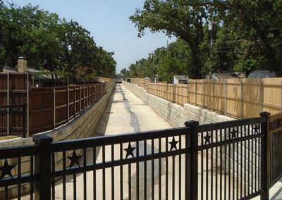 Metal-Fence-Dallas