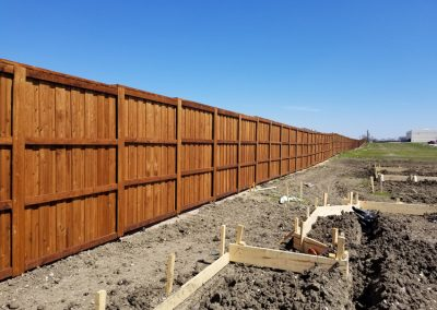 Wood-Fence-Installation