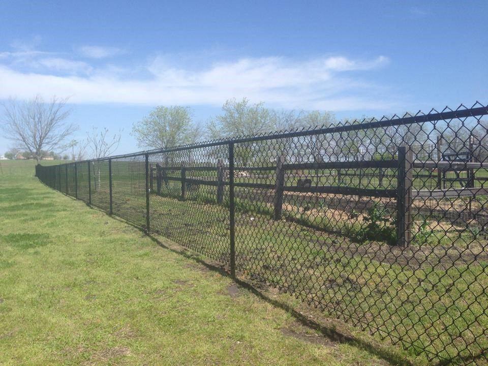 Chain Link Fence Dallas